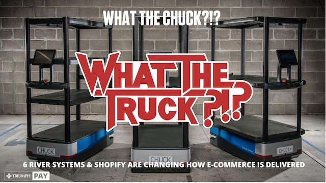 WHAT THE CHUCK?!? - WHAT THE TRUCK?!?