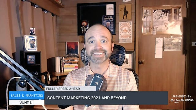 Content Marketing in 2021 and beyond