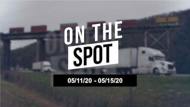 Connection between consumer spending and freight market? - On The Spot 5/15/20