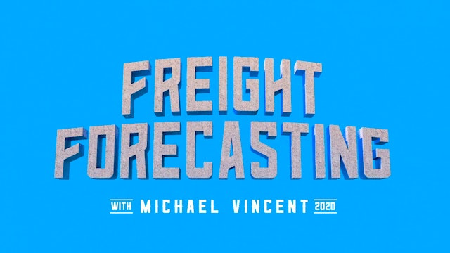 Transparency and Data Integrity in Supply Chain resiliency - Freight Forecasting