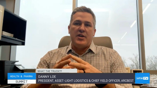 ArcBest's Danny Loe doles out pandemic support - WHAT THE TRUCK?!?