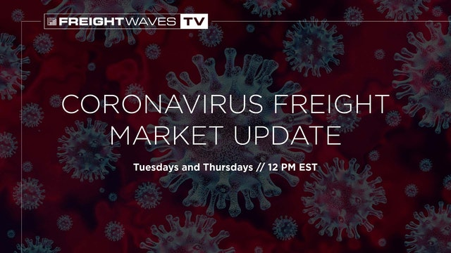 Risk, rest stops, and layoffs: Coronavirus Freight Market Update