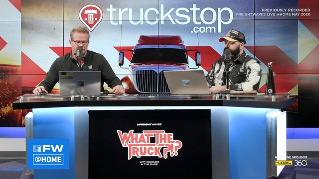 What the Truck?!? - Day 3 FW LIVE @ Home