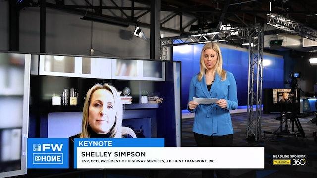 Shelley Simpson Q&A -  FW Live @HOME