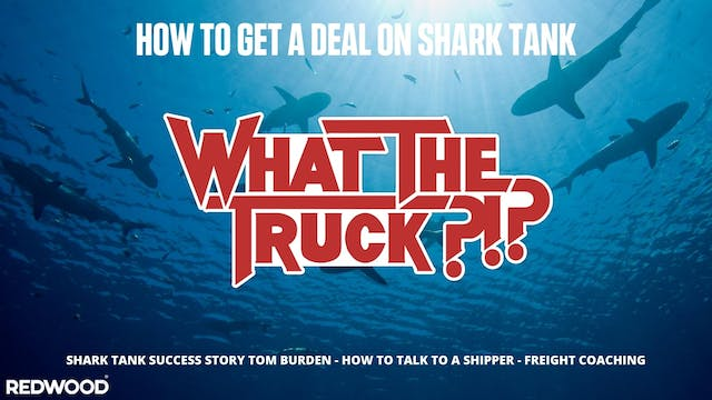 How to get a deal on Shark Tank - WHA...