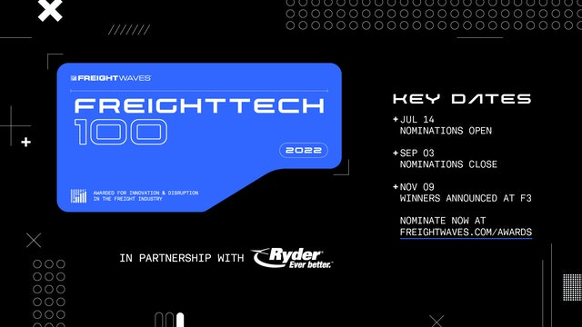 FreightTech Awards honor innovation and disruption