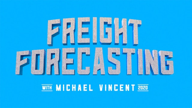 Charting Load Volumes and Capacity Fluctuations - Freight Forecasting