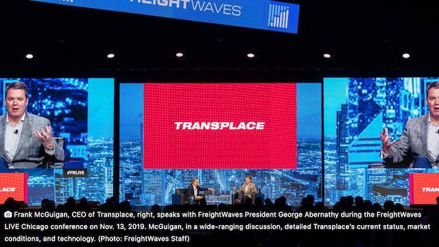 FreightWaves LIVE Chicago: Frank McGu...