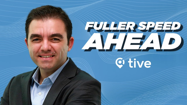 CEO and Founder of Tive, Krenar Komoni - Fuller Speed Ahead