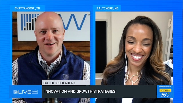 Innovation and growth strategies - Fuller Speed Ahead
