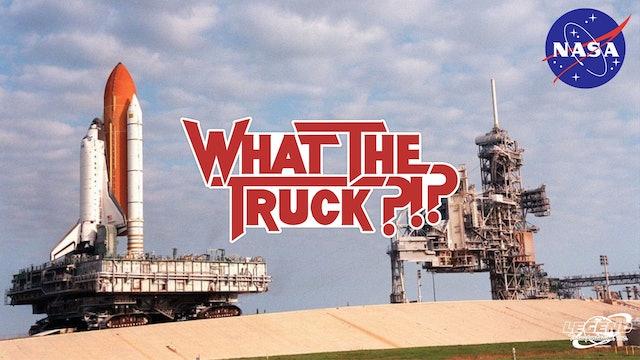 How NASA hauls 17 million pounds of freight