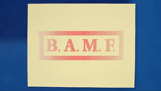 Houston we have a problem! - B.A.M.F.