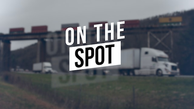 Freight market poised for Christmas breakout - On the Spot 12/11/2020