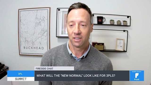"""What will the """"new normal"""" look like for 3PLs?"""