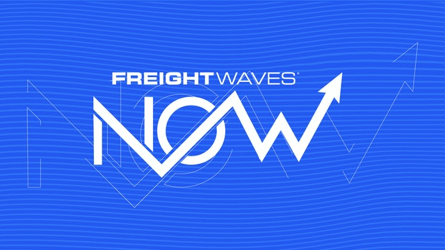 The golden age of logistics - FreightWaves NOW