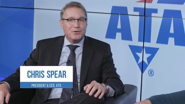 ATA President Chris Spear - Fuller Sp...