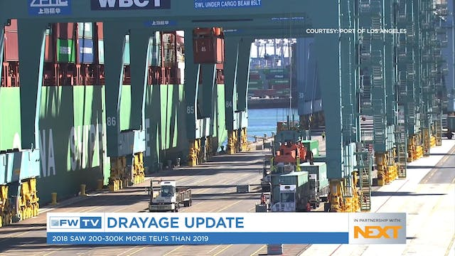 FreightWaves NOW: Drayage report, wha...