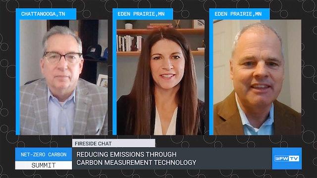 Reducing emissions through carbon measurement technology