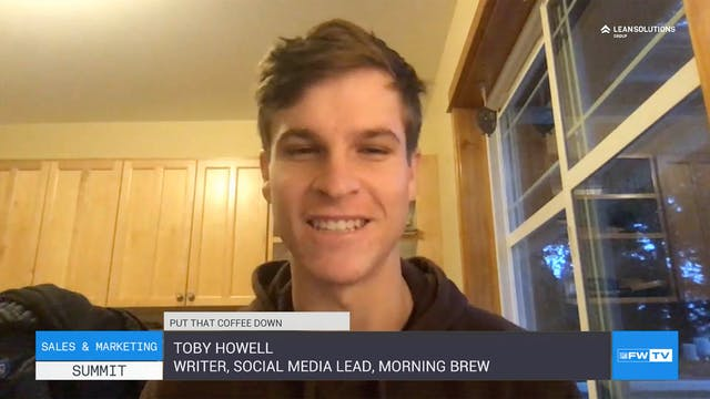 How Morning Brew wakes up your social...