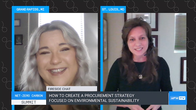How to create a procurement strategy focused on environmental sustainability