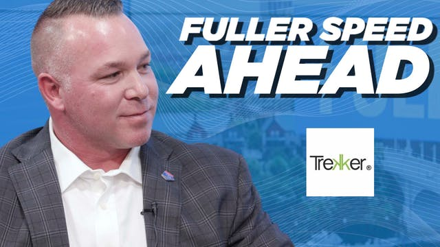 Trekker CEO Josh Kaburick - Fuller Sp...