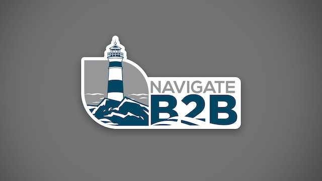 New York (and New Jersey) Port of Mind with Sam Ruda - Navigate B2B