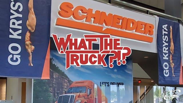 Schneider driver's daughter dives int...