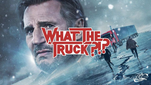 Maximum overdriving the ice road - WH...