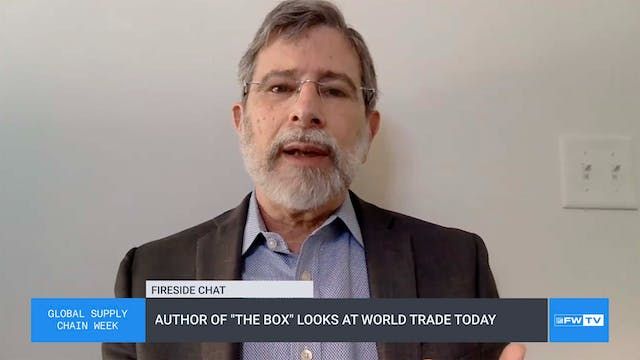 """Author of """"The Box"""" looks at world tr..."""