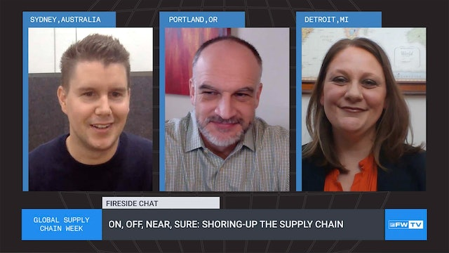 On, off, near, sure: Shoring-up the supply chain