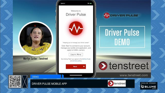 Demo: Driver Pulse by tenstreet