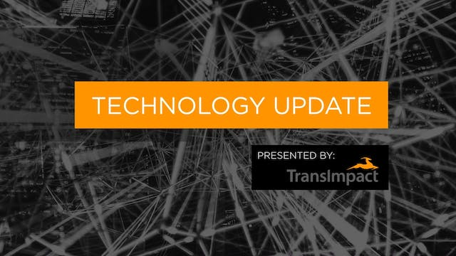 Technology Update Presented by TransI...