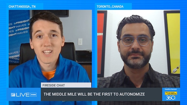 The middle mile will be the first to autonomize