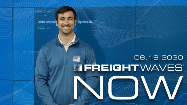 The central U.S. continues to tighten - FreightWaves NOW