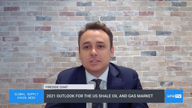 2021 outlook for the US shale oil and...