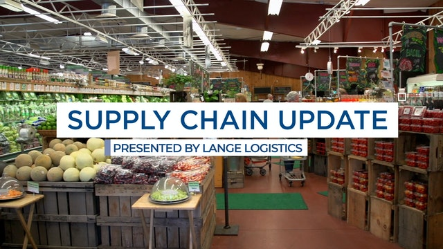 Supply Chain Update with Lange Logistics