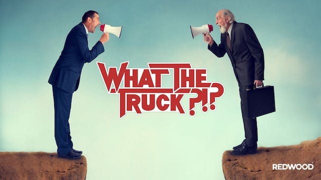 The generation gap - WHAT THE TRUCK?!?