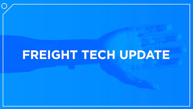 Freight Tech Update Presented by Locomation