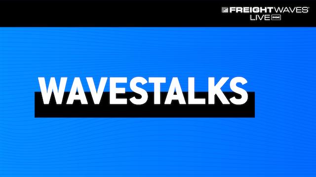 Wavestalks - FreightWaves LIVE @HOME