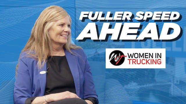 Ellen Voie, CEO of Women in Trucking ...