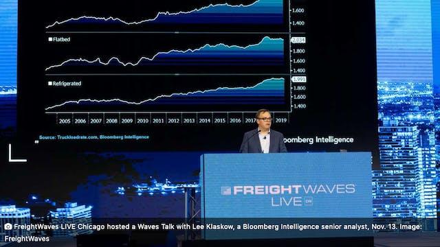 FreightWaves LIVE Chicago: Lee Klasko...
