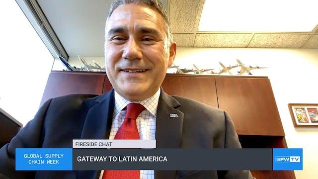 Gateway to Latin America