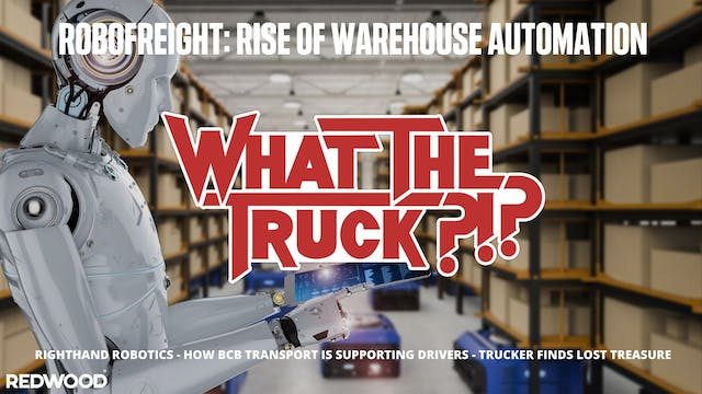 RoboFreight: Rise of warehouse automa...