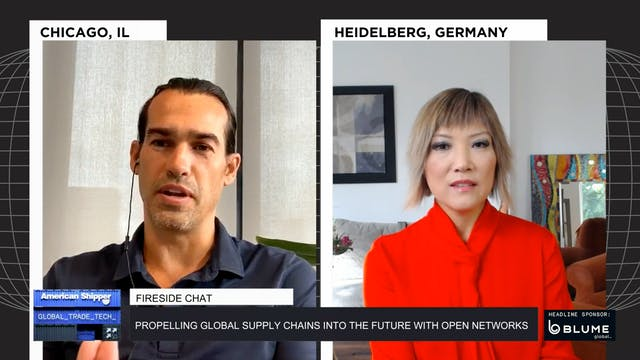 Propelling Global supply chain in the...