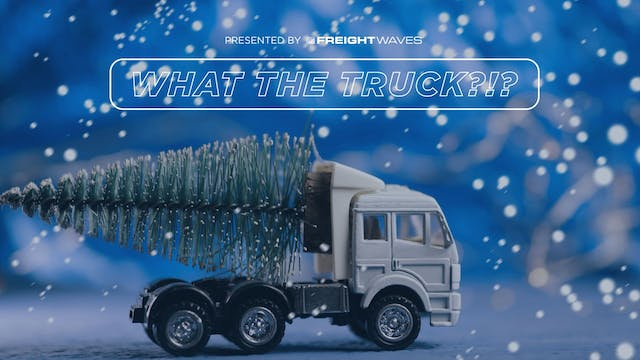 What the Truck?!? Christmas Double Al...