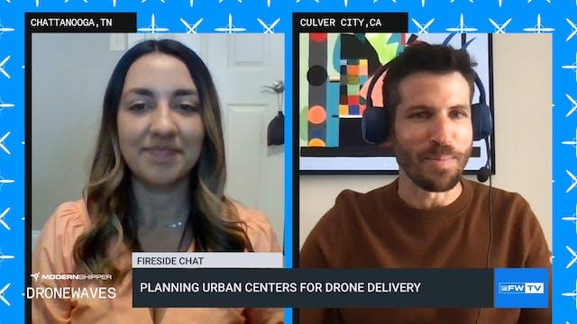 Planning urban centers for drone deli...