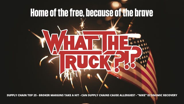 Home of the free, because of the brav...
