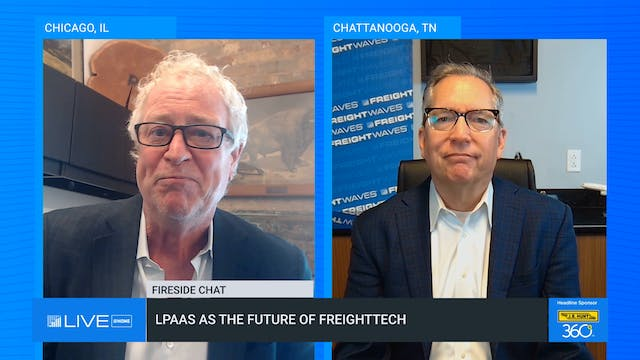 LPaaS as the future of FreightTech