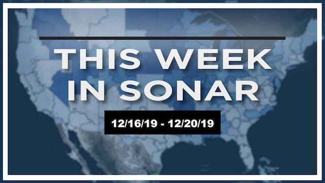This Week in SONAR: December 20th, 2019
