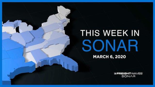 This Week in SONAR: March 6, 2020